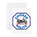 Chicago PD Motor Unit Greeting Cards (Pk of 10)