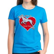 Love Blue Dane UC Tee