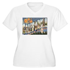 California Postcard T-Shirt