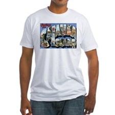 Catalina Island Postcard Shirt