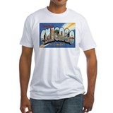 Chicago Postcard Shirt