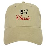 1947 Classic birthday  Baseball Cap