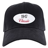 1947 Classic birthday Baseball Hat