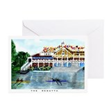&quot;The Regatta&quot; Greeting Cards (Pk of 10)