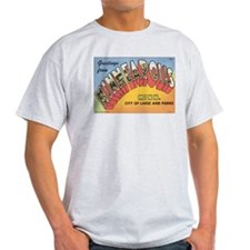 Minneapolis Postcard T-Shirt