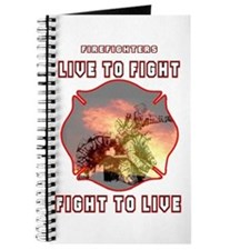 Live to Fight Journal