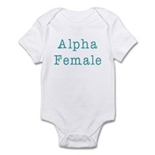 Alpha Female Infant Bodysuit