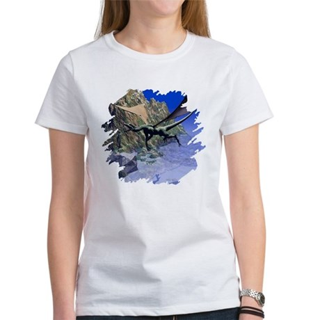 Flying Dragon Women's T-Shirt