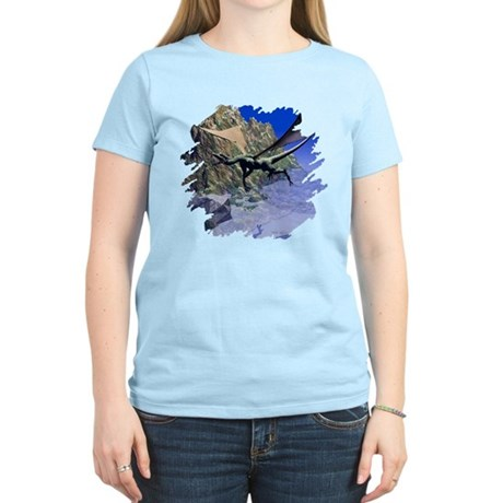 Flying Dragon Women's Light T-Shirt