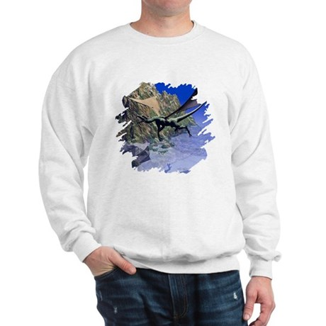 Flying Dragon Sweatshirt