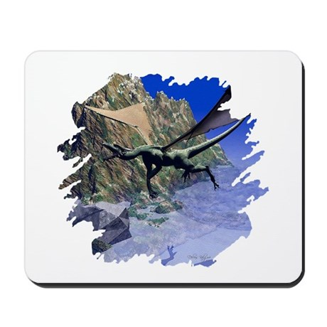 Flying Dragon Mousepad