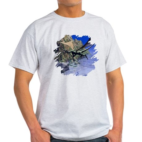Flying Dragon Light T-Shirt