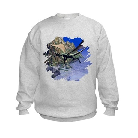 Flying Dragon Kids Sweatshirt