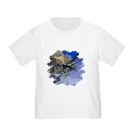 Flying Dragon Toddler T-Shirt