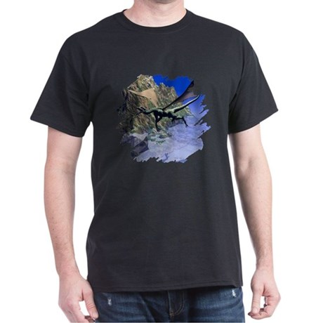 Flying Dragon Dark T-Shirt