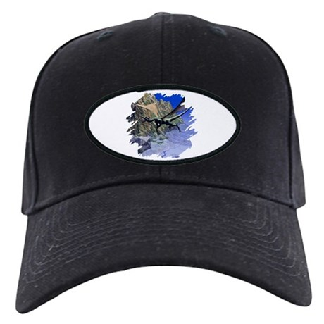 Flying Dragon Black Cap