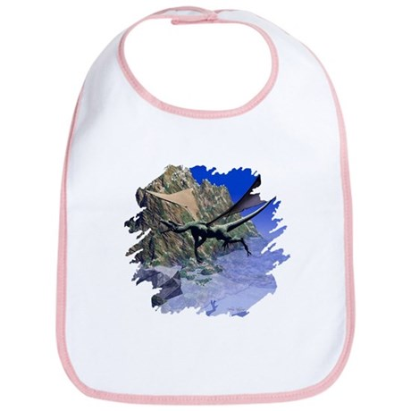 Flying Dragon Bib