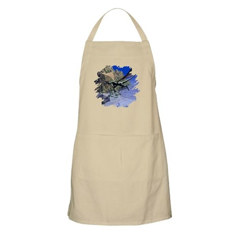 Flying Dragon BBQ Apron