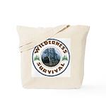 Wilderness Survival Tote Bag