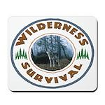Wilderness Survival Mousepad