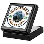 Wilderness Survival Keepsake Box