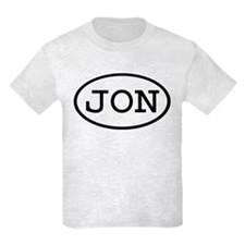 JON Oval T-Shirt