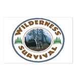 Wilderness Survival Postcards (Package of 8)