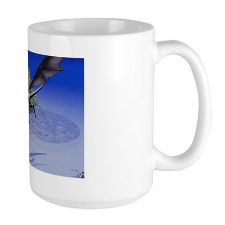 Flying Dragon Large Mug