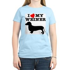Love My Weiner T-Shirt