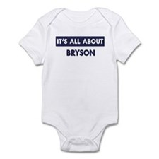 All about BRYSON Infant Bodysuit
