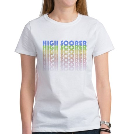 High Scorer Womens T-Shirt