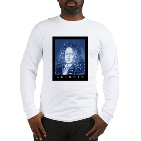 Leibniz Long Sleeve T-Shirt