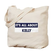 All about KELLY Tote Bag