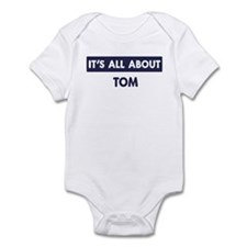 All about TOM Infant Bodysuit