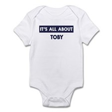 All about TOBY Infant Bodysuit