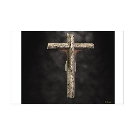 Crucifixion (Back) 14x11 Poster Print