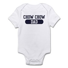 Chow Chow Dad Infant Bodysuit