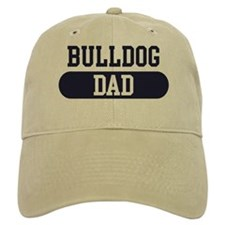 Bulldog Dad Baseball Cap