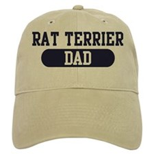Rat Terrier Dad Baseball Cap