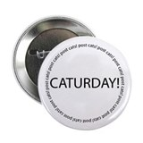 Caturday w/ Cat Ring Button