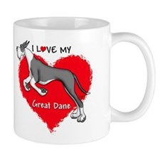 Love Mantle Dane Mug