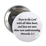 """Trust in the Lord"" 2.25"" Button (10 pack)"