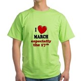 March 17th T-Shirt
