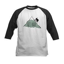 Get High: Mountain Climbing Tee