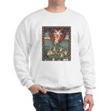Ancient Mermaid Messengers Sweatshirt