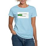 DISHES LOADING... Women's Light T-Shirt