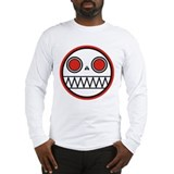Cannibal Zombie Bot Long Sleeve T-Shirt