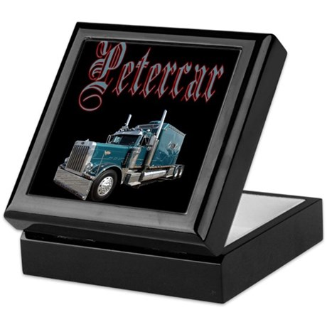 Petercar Keepsake Box