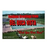 Festivus From Del Boca Vista Postcards (Pkg. of 8)