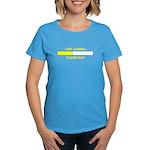 FART LOADING... Women's Dark T-Shirt